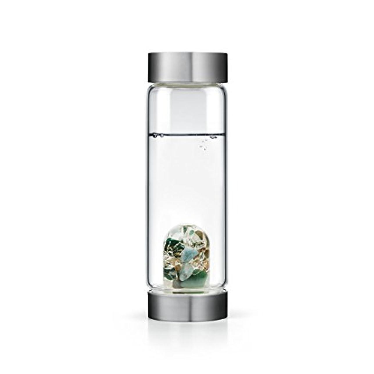 流産乱闘散歩Forever Young gem-waterボトルby VitaJuwel W / Freeカリフォルニアホワイトセージバンドル 16.9 fl oz