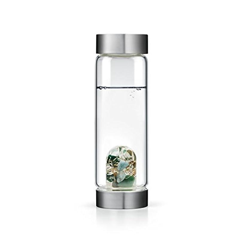 締める汚す飲料Forever Young gem-waterボトルby VitaJuwel W / Freeカリフォルニアホワイトセージバンドル 16.9 fl oz