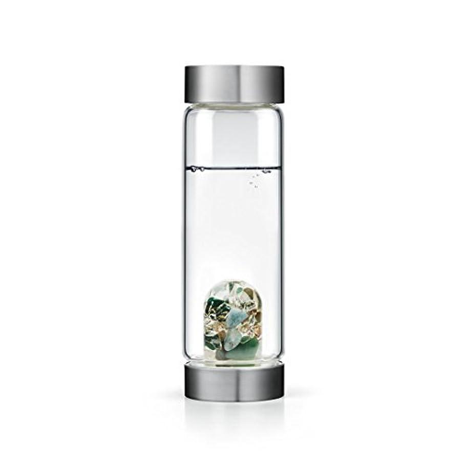 広告ビジョン師匠Forever Young gem-waterボトルby VitaJuwel W / Freeカリフォルニアホワイトセージバンドル 16.9 fl oz