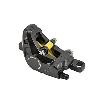 NEW Shimano XT M8000 Disc Brake Caliper Black with Resin Pads Front or Rear