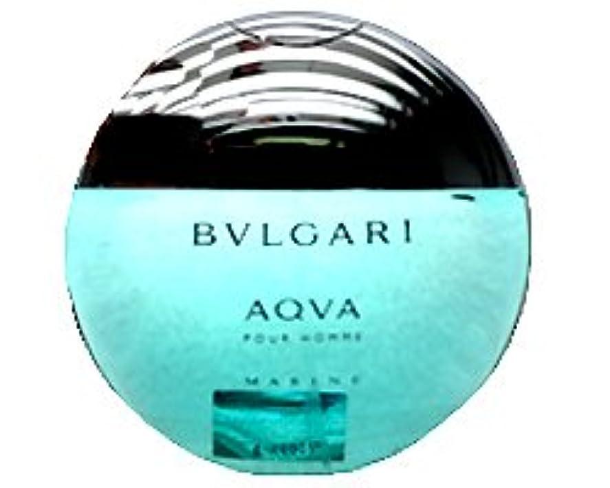 車グレード炭水化物【テスター】BVLGARI ブルガリ アクア プールオム マリン EDT SP 100ml