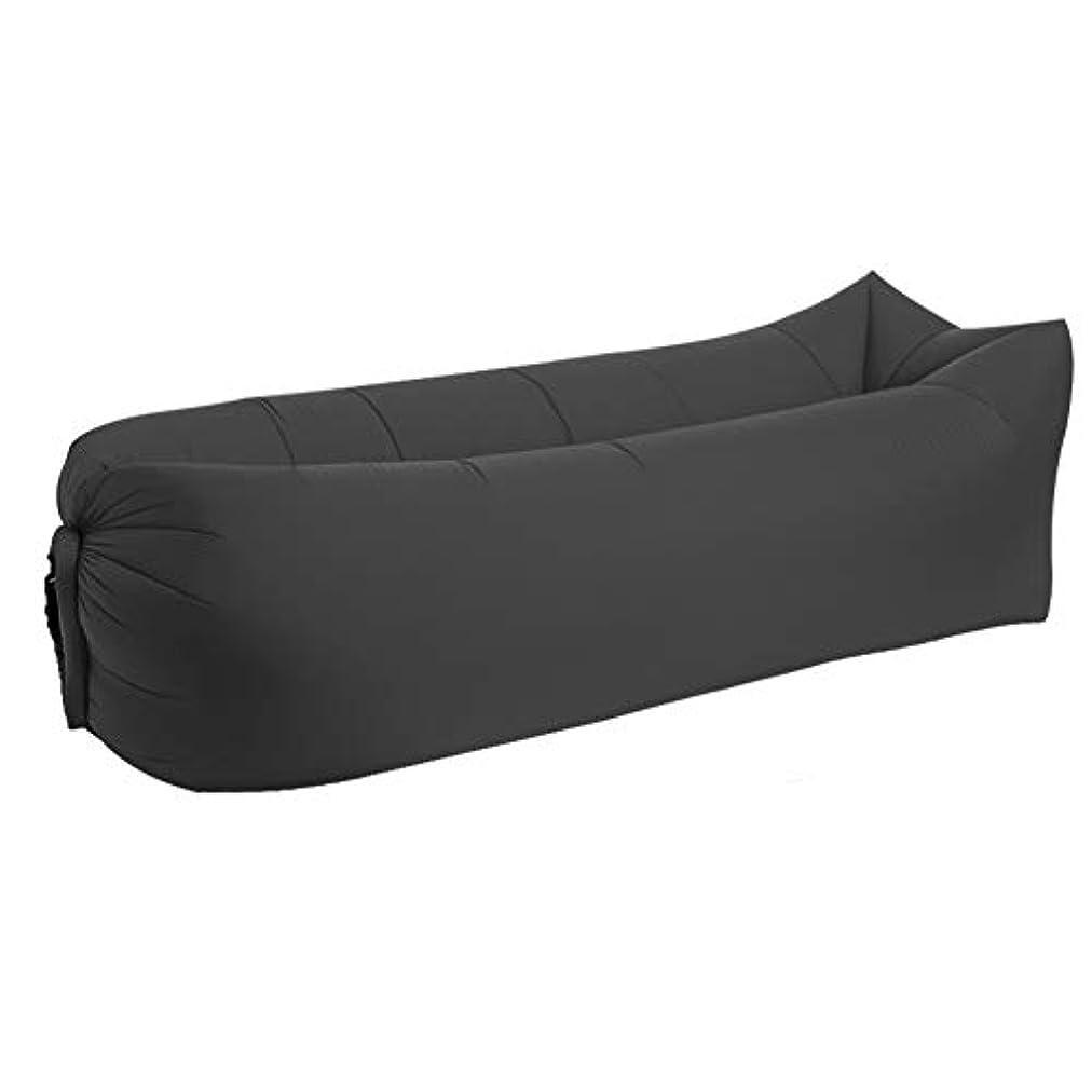 実証する華氏スカープキャンプ、ビーチ、公園、プール、ピクニックのために涙抵抗力がある防水爆発のソファを膨脹させる膨脹可能な空気ラウンジチェアの怠惰なソファ