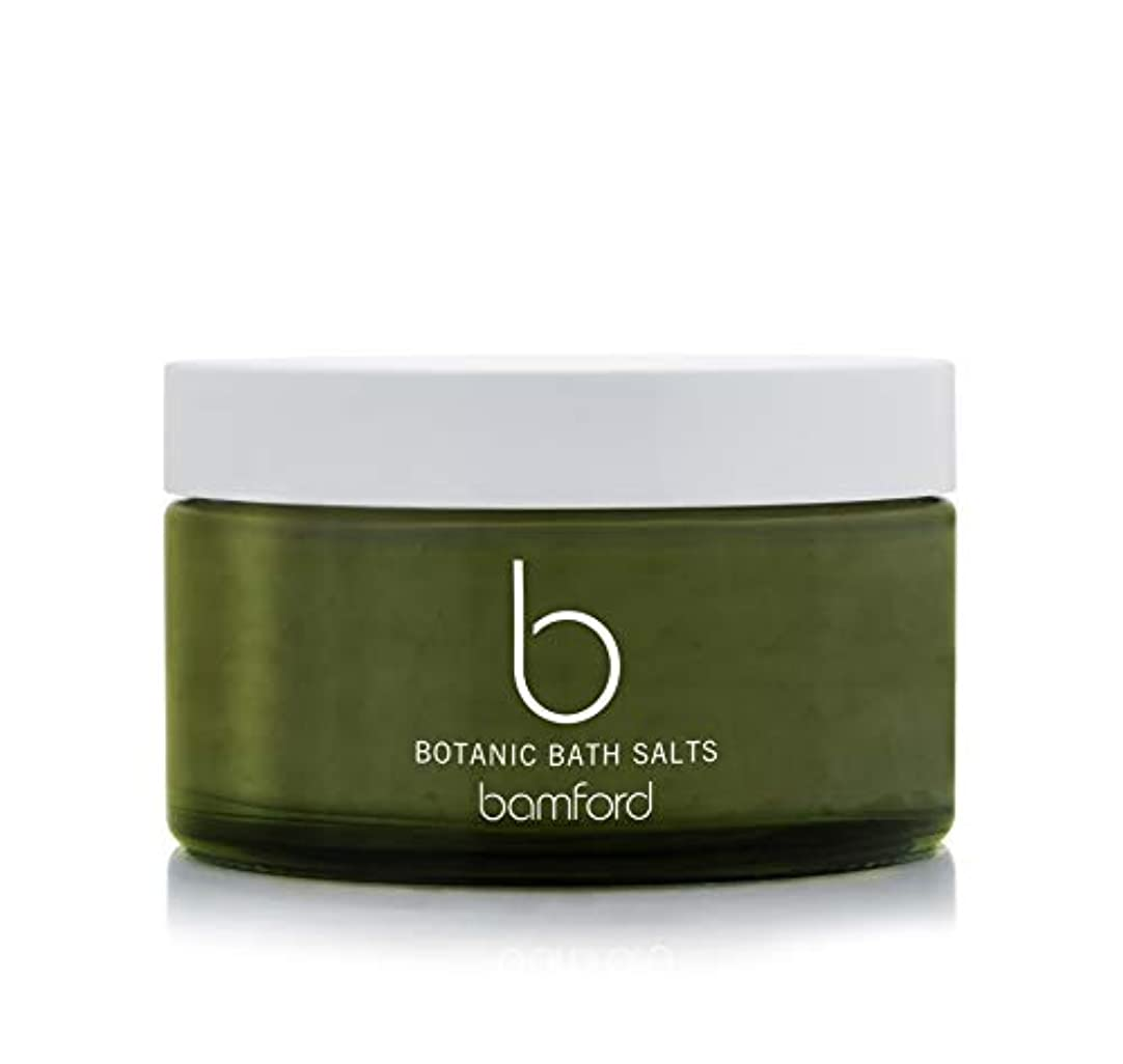 退屈預言者不安定bamford(バンフォード) ボタニックバスソルト 入浴剤 250g