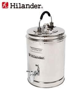 Hilander(ハイランダー) ステンレスウォータージャグ 5L