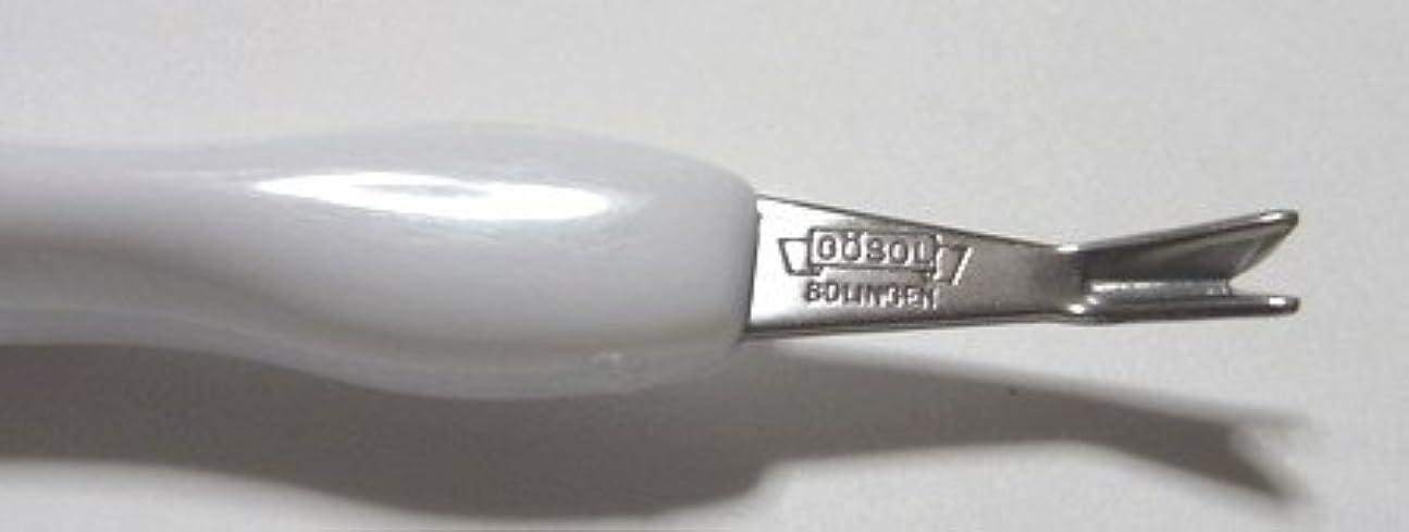 混合したクレジット耐えられないゲーゾル(独) GOSOLキューティクルナイフ(甘皮切ナイフ)