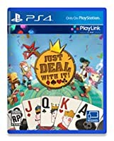 Just Deal With It playstation 4 ちょうどそれを扱うプレイステーション4 北米英語版 [並行輸入品]