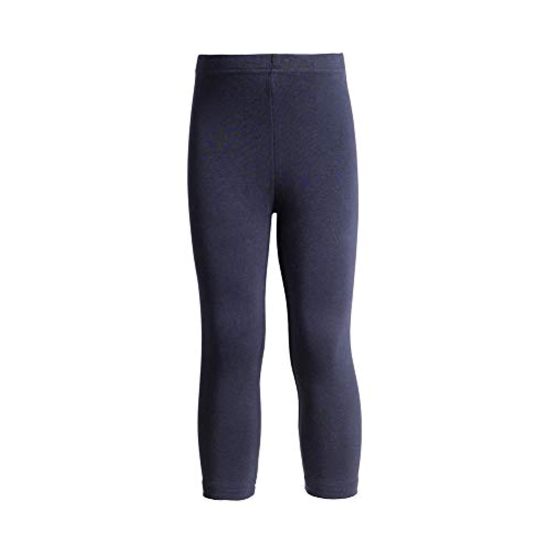 女の子 レギンス パンツ 10分丈 女の子 子供向け 無地 通気性 ギパン 伸縮性 ベビー 運動 部屋着 ロング パンツ スパッツ 綿混 9色選択可能