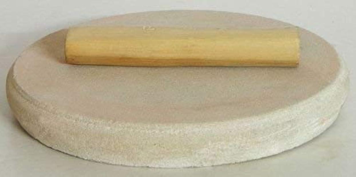 貨物おっと許容SANDAL WOOD Sandalwood Stick 40-45 g with Stone Glinder