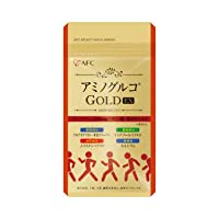 【AFC公式ショップ】アミノグルコGOLD(R)GOLD EX 30日分