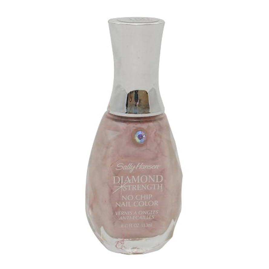 蚊少ないダイヤモンドSALLY HANSEN DIAMOND STRENGHT NO CHIP NAIL COLOR #180 TOGETHER FOREVER