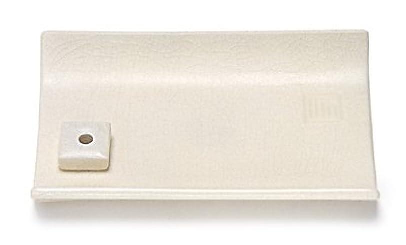 スペイン語周術期アーネストシャクルトン縁 香皿 白磁色