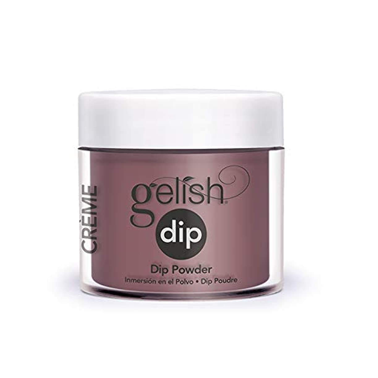 明らかすみませんスイHarmony Gelish - Acrylic Dip Powder - A Little Naughty - 23g / 0.8oz