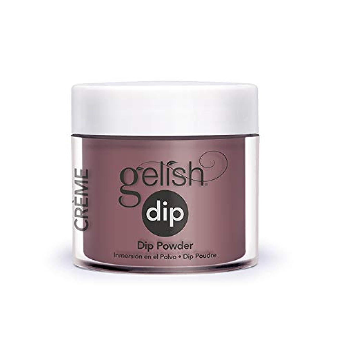 懸念時間とともに納得させるHarmony Gelish - Acrylic Dip Powder - A Little Naughty - 23g / 0.8oz