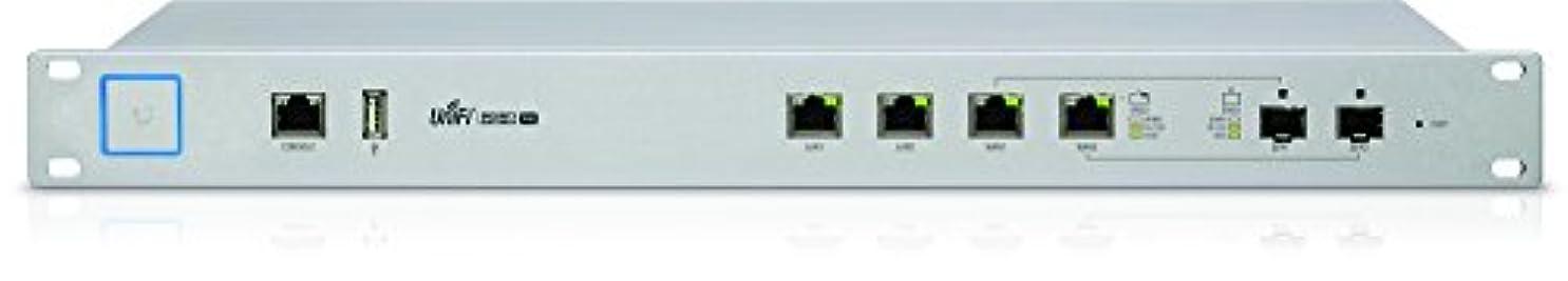 干し草債権者副Ubiquiti Unifi Security Gateway Pro (USG-PRO-4) by Ubiquiti