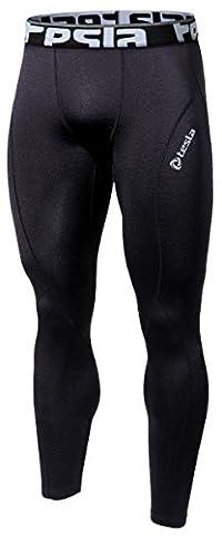 (テスラ)TESLA オールシーズン ロング スポーツタイツ [UVカット・吸汗速乾] コンプレッションウェア パワーストレッチ アンダーウェア・P16