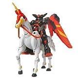 MS IN ACTION!! Master Gundam & Fuunsaiki
