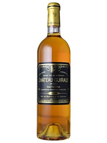 シャトー・ギロー ソーテルヌ格付第1級 2001 シャトー元詰 フランス ボルドー 白ワイン 750ml