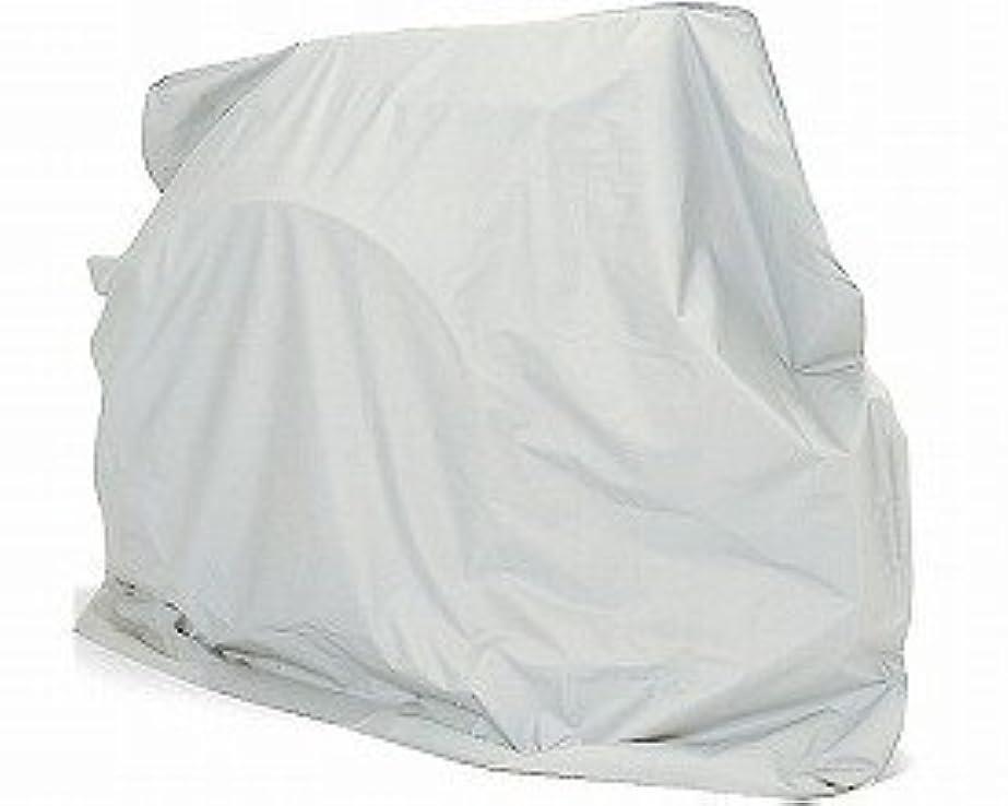 速記好色な支店車いすカバー KY55201 グレー (カワムラサイクル)