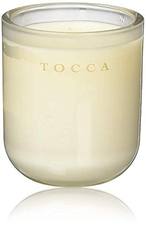 怖いセブン動的TOCCA(トッカ) ボヤージュ キャンドル カプリ 287g (ろうそく 芳香 柑橘とメロンの魅惑なシトラスな香り)