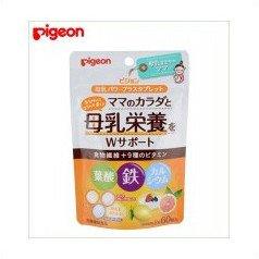 Pigeon(ピジョン) サプリメント 栄養補助食品 母乳パワープラス タブレッ...