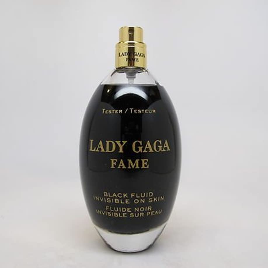 ドル溶かす逆にLady Gaga Fame (レディーガガ フェイム)3.4 oz (100ml) EDP Spray (テスター/箱なし?キャップなし)
