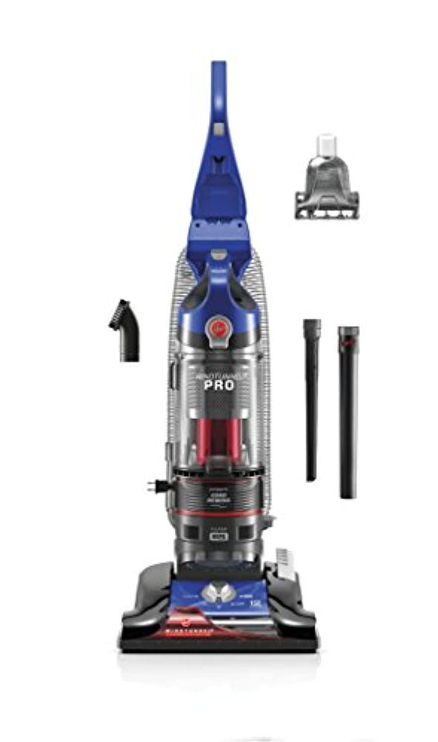 Hoover Windtunnel 3 Pro Bagless Upright Vacuum, UH70905 - Corded by Hoover