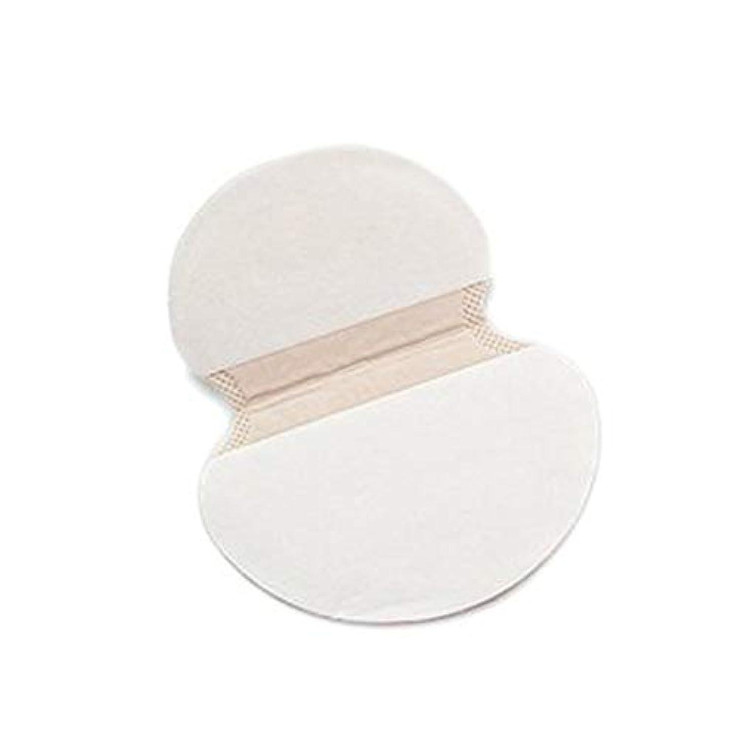 資格ウェイターステープル100枚入キ汗対策わき汗パット 汗わきパッド 防臭 普通サイズ 収納袋付き 使い捨て 直接貼