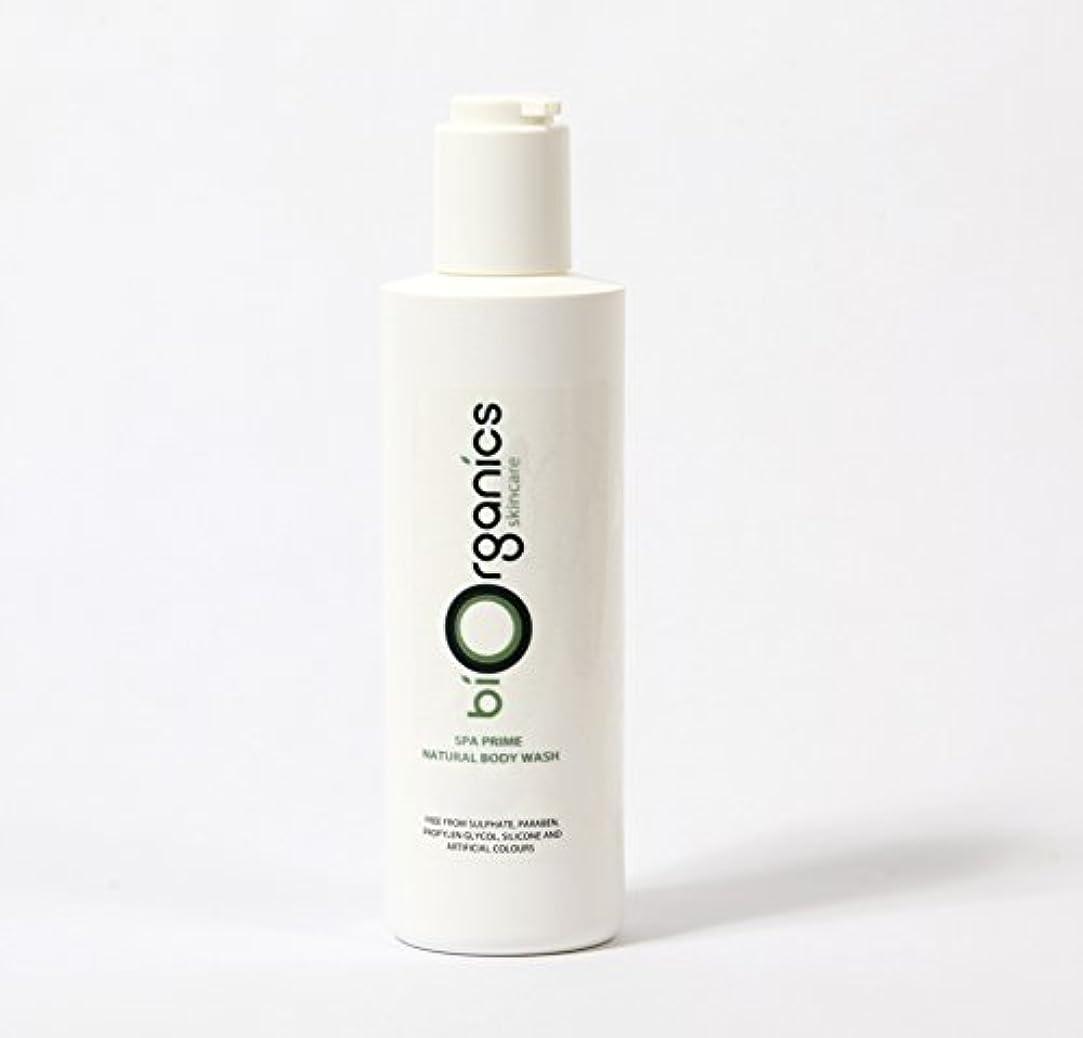 修復産地分類するBiorganics Natural Body Wash - 250g