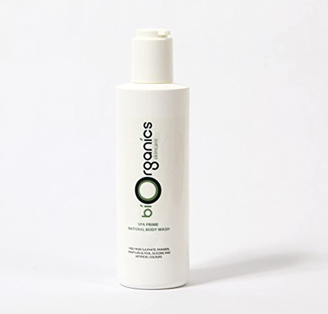 Biorganics Natural Body Wash - 250g