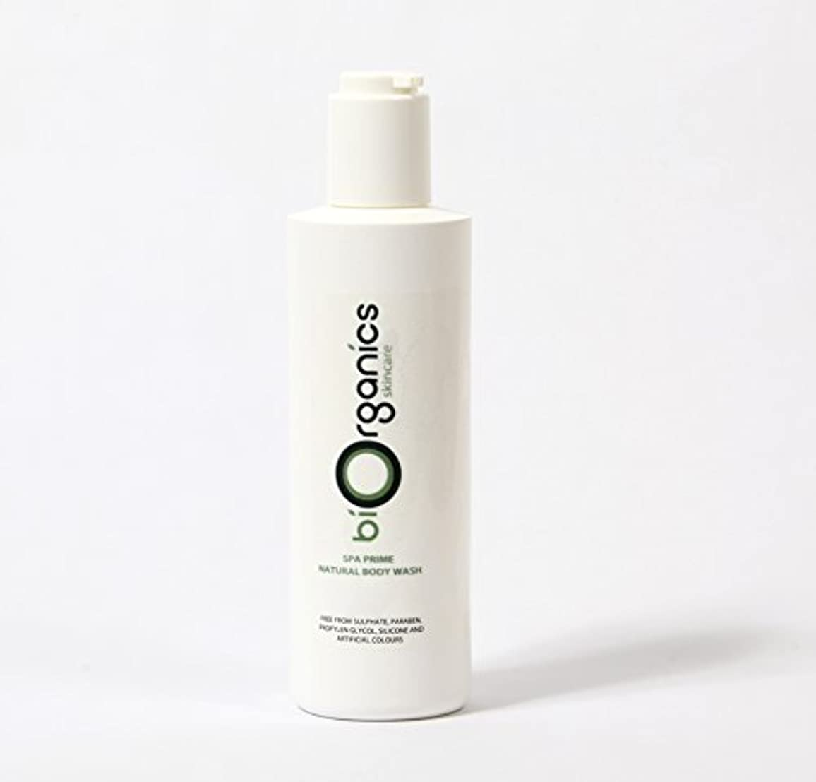 何十人もワンダー懸念Biorganics Natural Body Wash - 250g