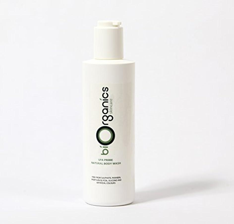情熱的信条あいにくBiorganics Natural Body Wash - 250g