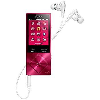 SONY ウォークマン Aシリーズ 32GB ハイレゾ音源対応 ローズピンク NW-A16/P