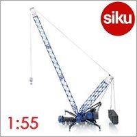 <ボーネルンド> Siku(ジク)社 輸入ミニカー 4810 スペース リフター(ヘビーモビールクレーン)
