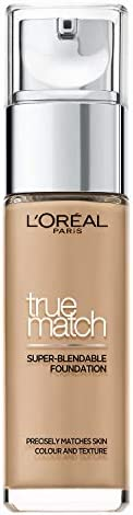 L'Oréal Paris True Match Liquid Foundation 6.N H