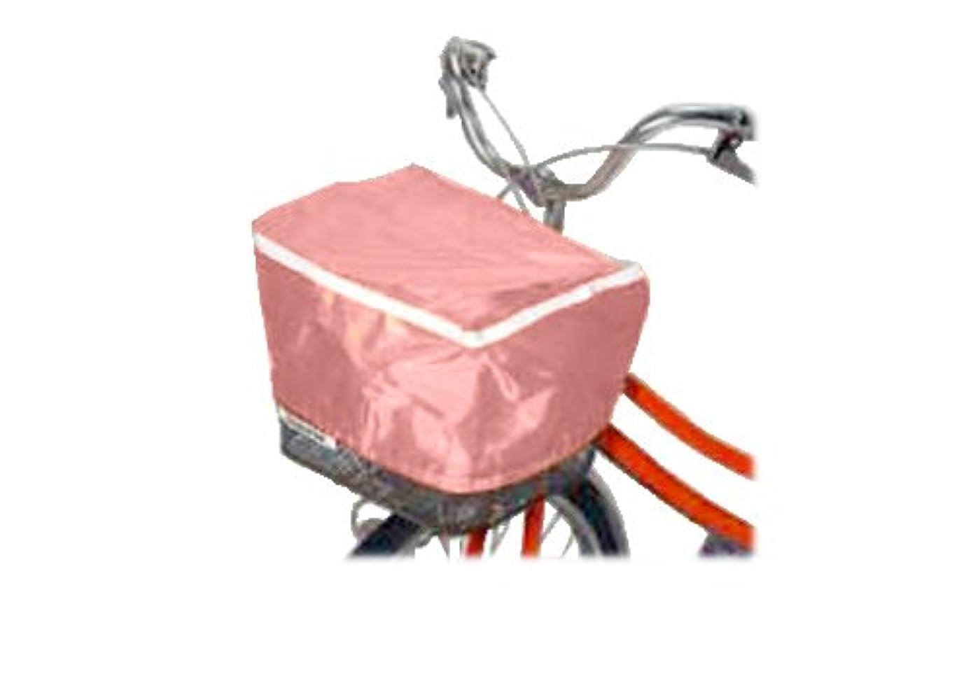 収縮鳴らすまた明日ねエスパック(S-PACK) 自転車カゴセーフティカバー M ピンク