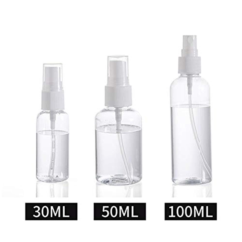 特許手数料ガソリン30ml / 50ml / 100ml スプレーボトル 小分けボトル 詰め替え シャンプー クリーム 化粧品
