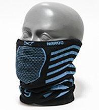 NAROO MASK(ナルーマスク) X9 防寒フェイスマスク スポーツマスク (ブルー)