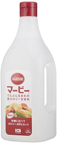マービー 低カロリー甘味料 液状 2000g