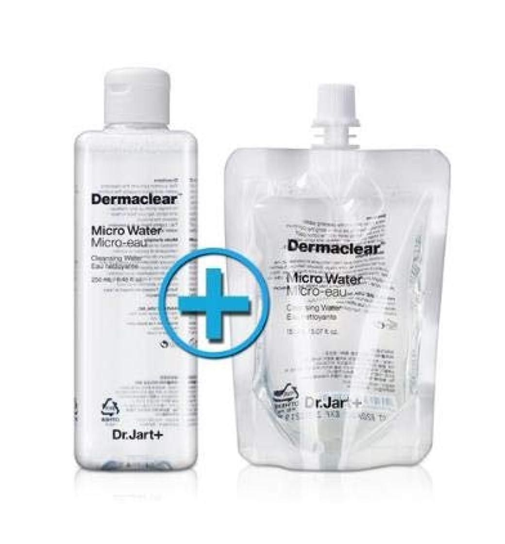世界的にやさしい回復するドクタージャルト ダーマクリア マイクロ ウォーター 250ml+150ml Dr.Jart+ Dermaclear Micro Water 250ml+150ml [並行輸入品]