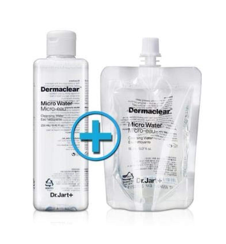補充浴優雅なドクタージャルト ダーマクリア マイクロ ウォーター 250ml+150ml Dr.Jart+ Dermaclear Micro Water 250ml+150ml [並行輸入品]