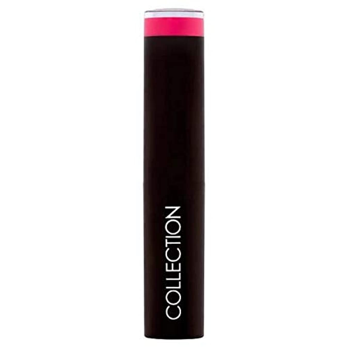 稼ぐ伝記ヘッドレス[Collection ] コレクション強烈な輝きゲル口紅ピニャータピンク5 - Collection Intense Shine Gel Lipstick Pinata Pink 5 [並行輸入品]