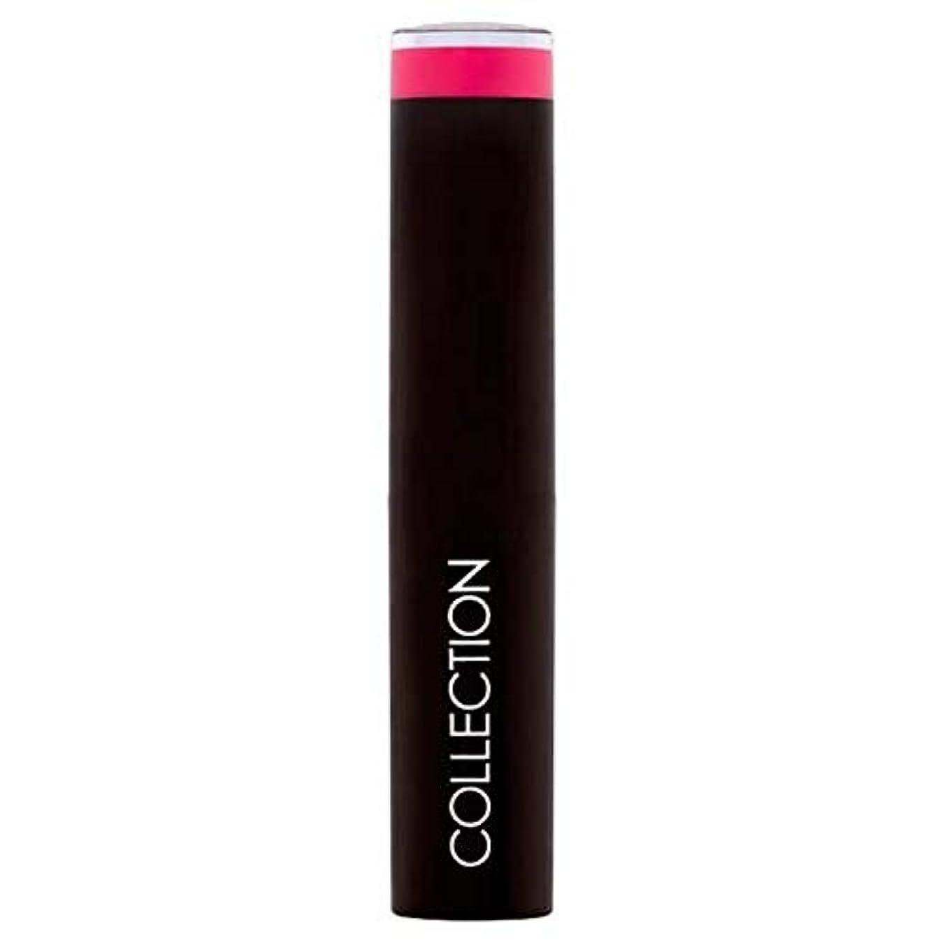 入る一時解雇する寛容な[Collection ] コレクション強烈な輝きゲル口紅ピニャータピンク5 - Collection Intense Shine Gel Lipstick Pinata Pink 5 [並行輸入品]