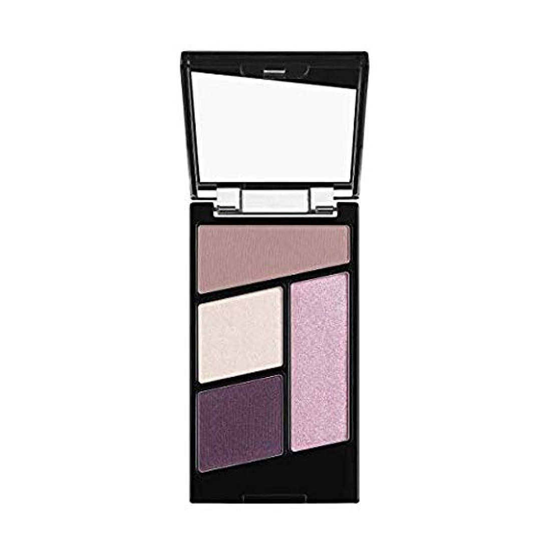 人差し指神秘見落とすWET N WILD Color Icon Eyeshadow Quad - Petalette (並行輸入品)