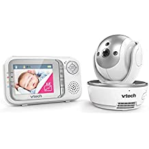 VTech BM3500 Safe & Sound Tilt & Pan Video & Audio Baby Monitor