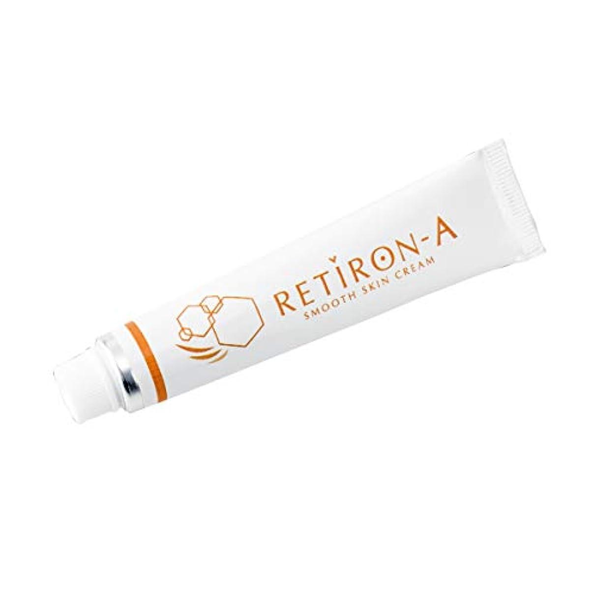 圧縮された許される薄汚いクリーム 化粧品 レチノール配合 レチロンA パラベンフリー
