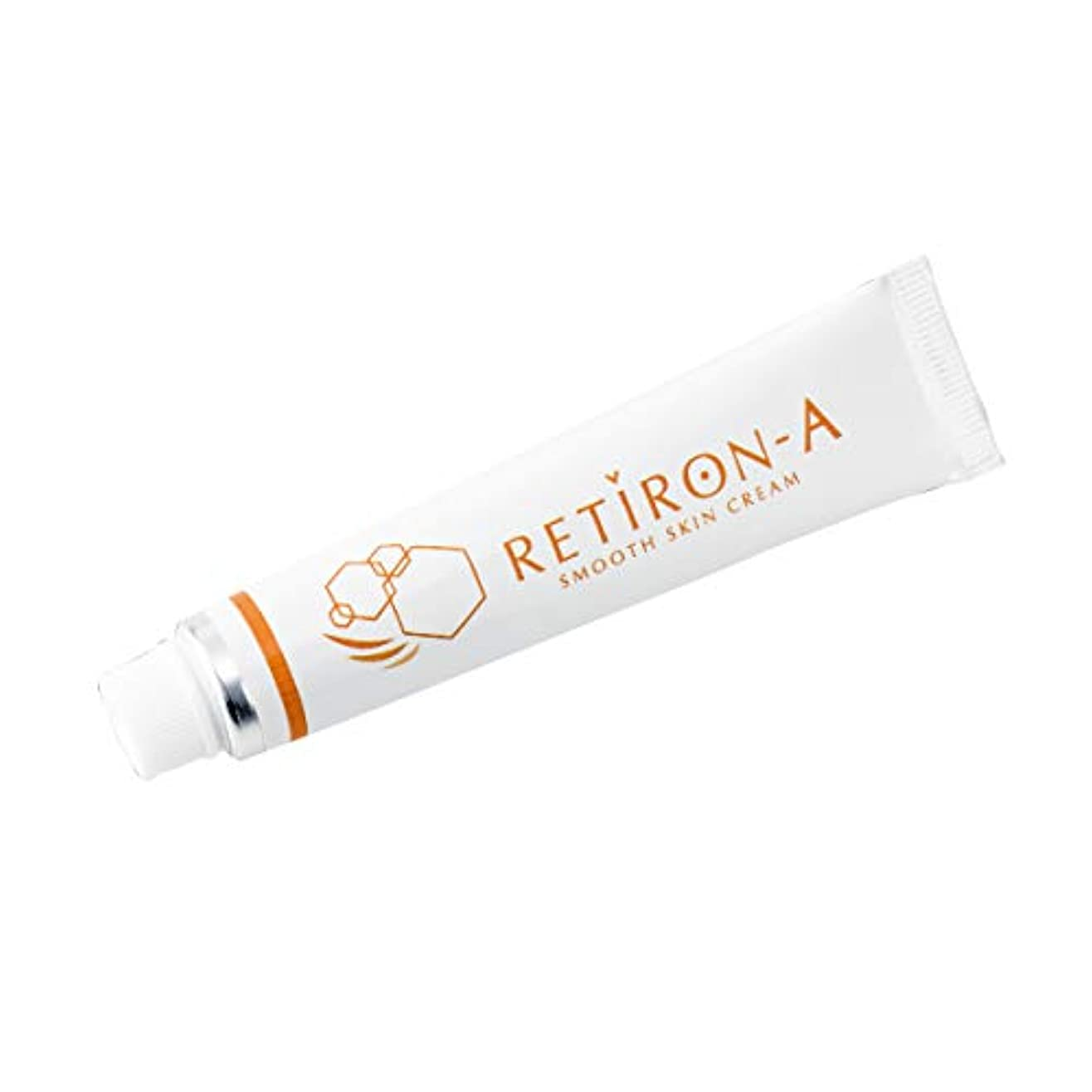 後ろに地殻憎しみクリーム 化粧品 レチノール配合 レチロンA パラベンフリー