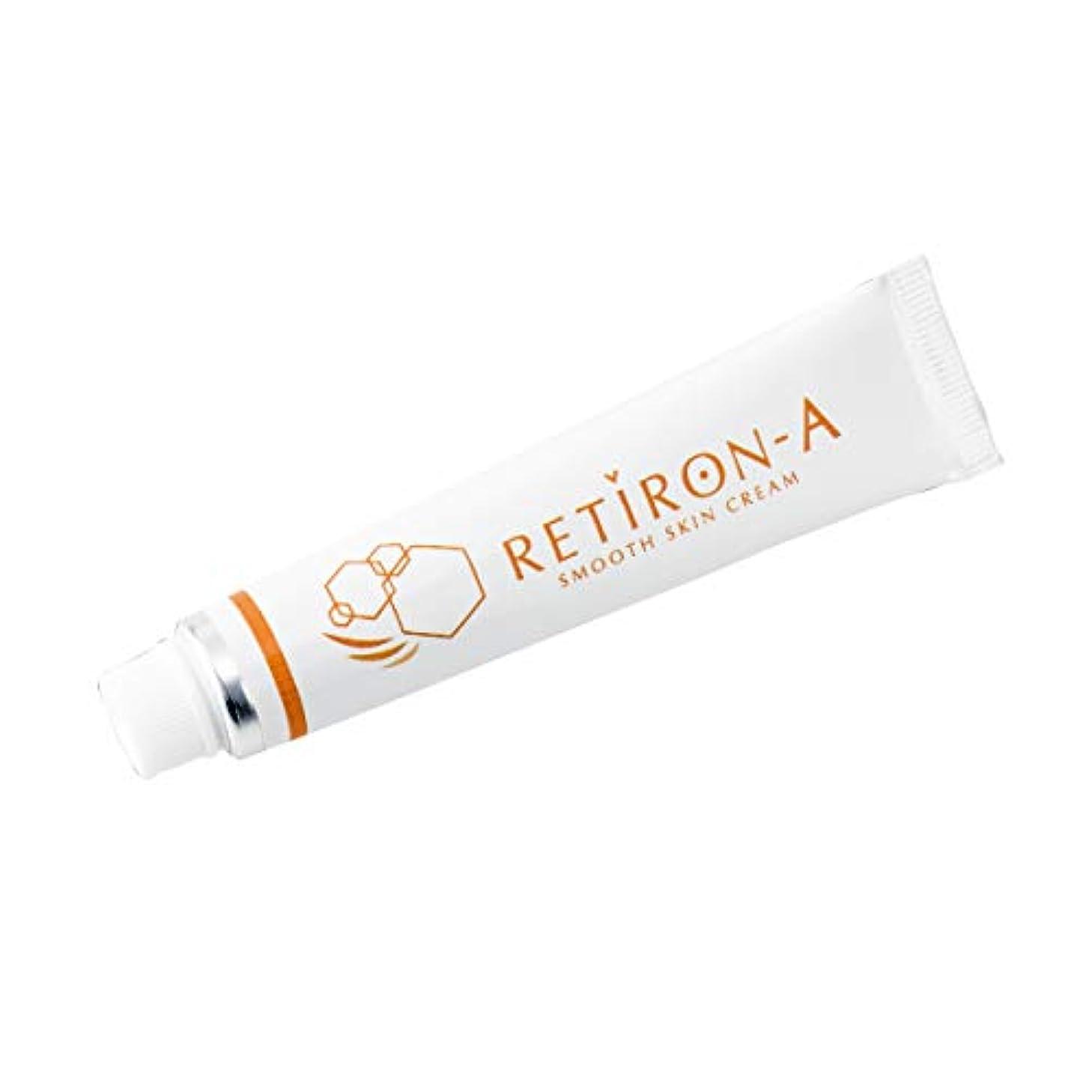 見る人担当者受動的クリーム 化粧品 レチノール配合 レチロンA パラベンフリー