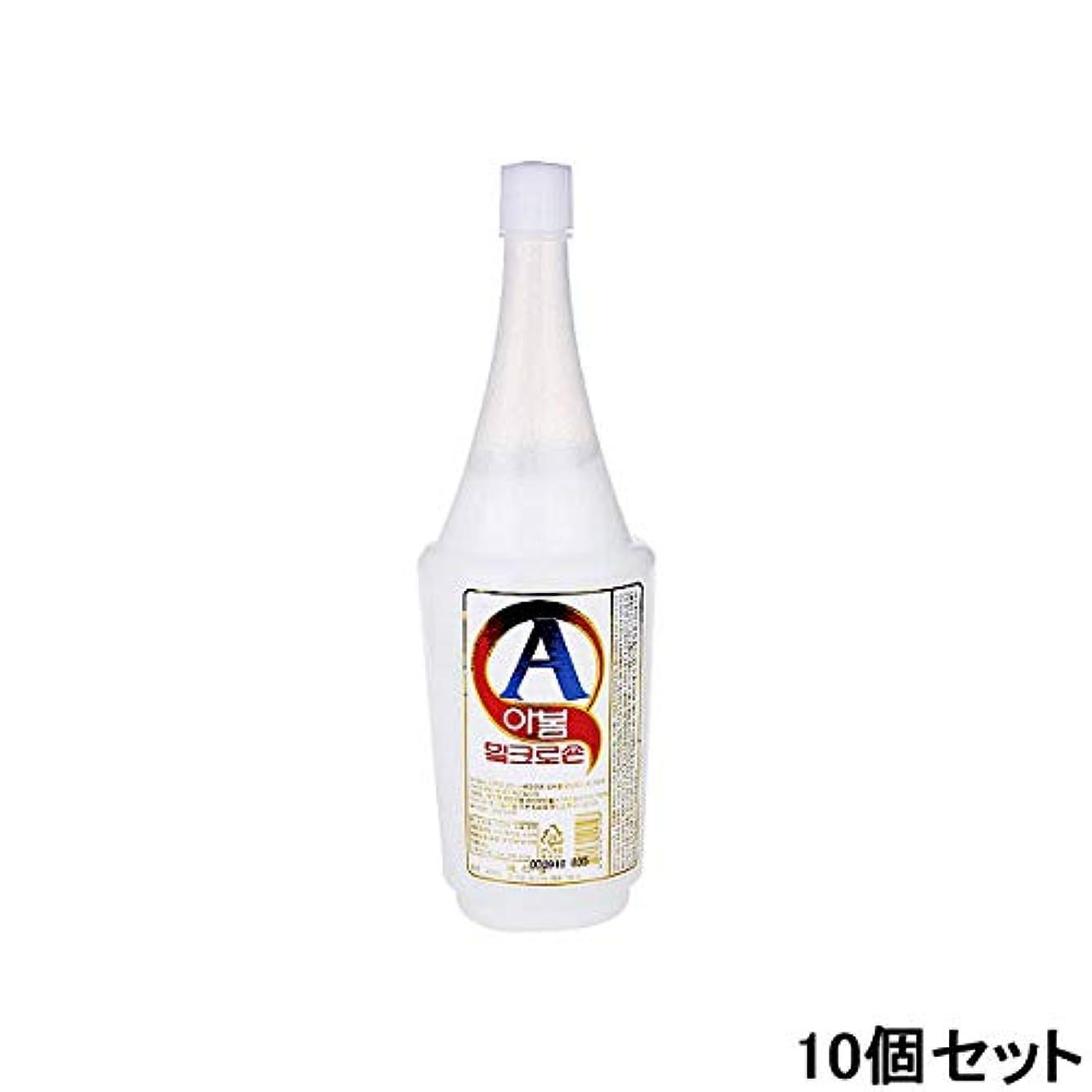 現れる中間溝< アボム > ミルクローション 450ml (10個セット) [ マッサージジェル マッサージローション 乳液 エマルジョン ボディマッサージ 業務用 ]