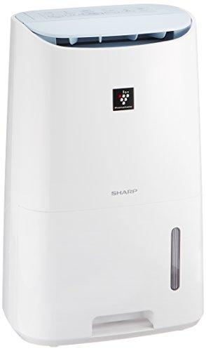 RoomClip商品情報 - シャープ プラズマクラスター除湿機 コンプレッサー方式 衣類乾燥・消臭 除湿量~7.1L/~18畳 ホワイト CV-F71-W