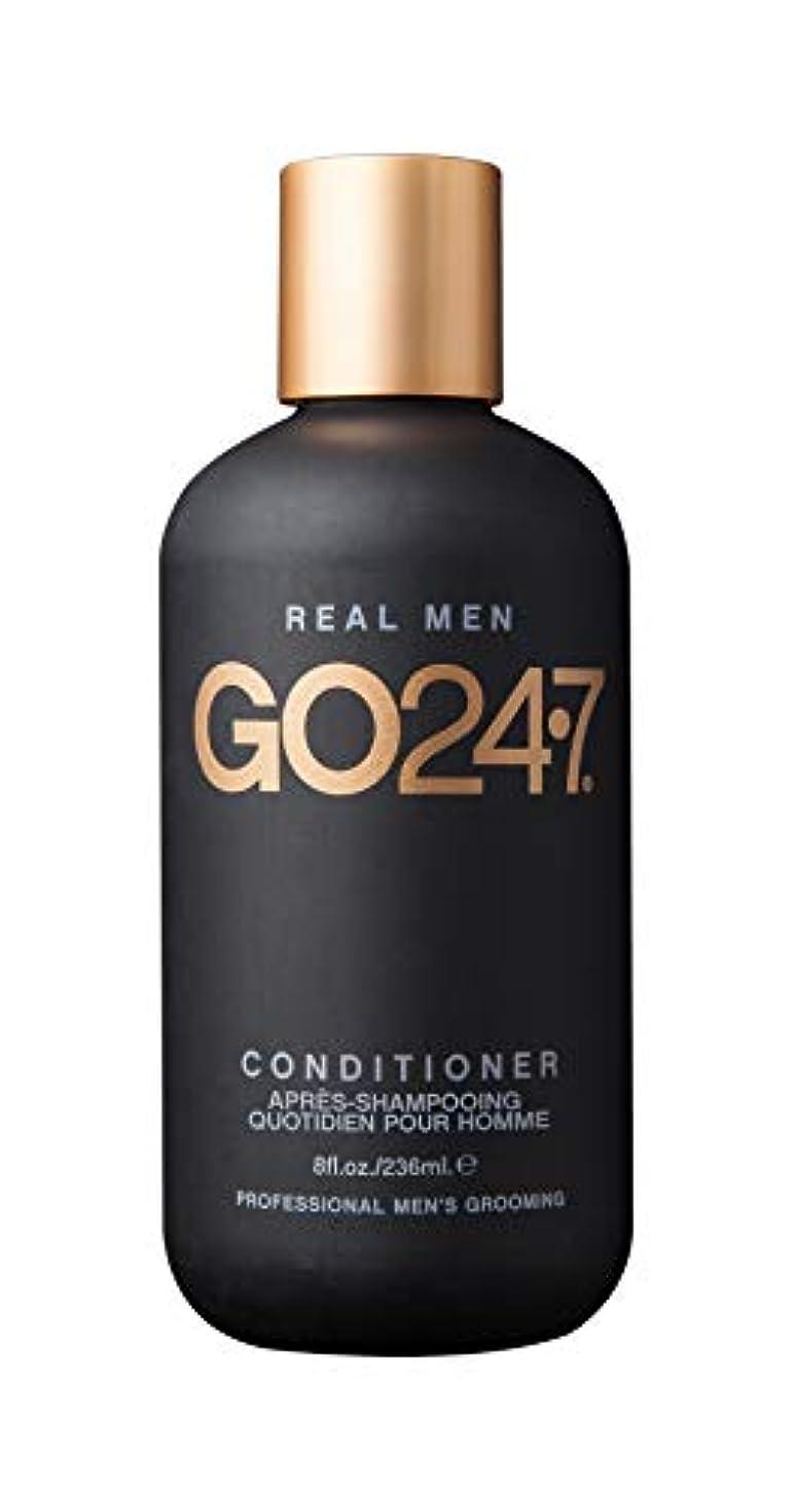 アイドルパレード衣服GO247 Real Men Conditioner, 8 Fluid Ounce by On The Go